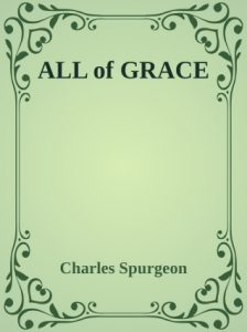Book Cover: All of Grace